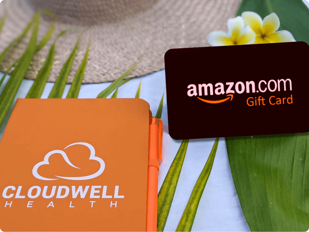 cloudwell-health-amazon-gift-card-referral